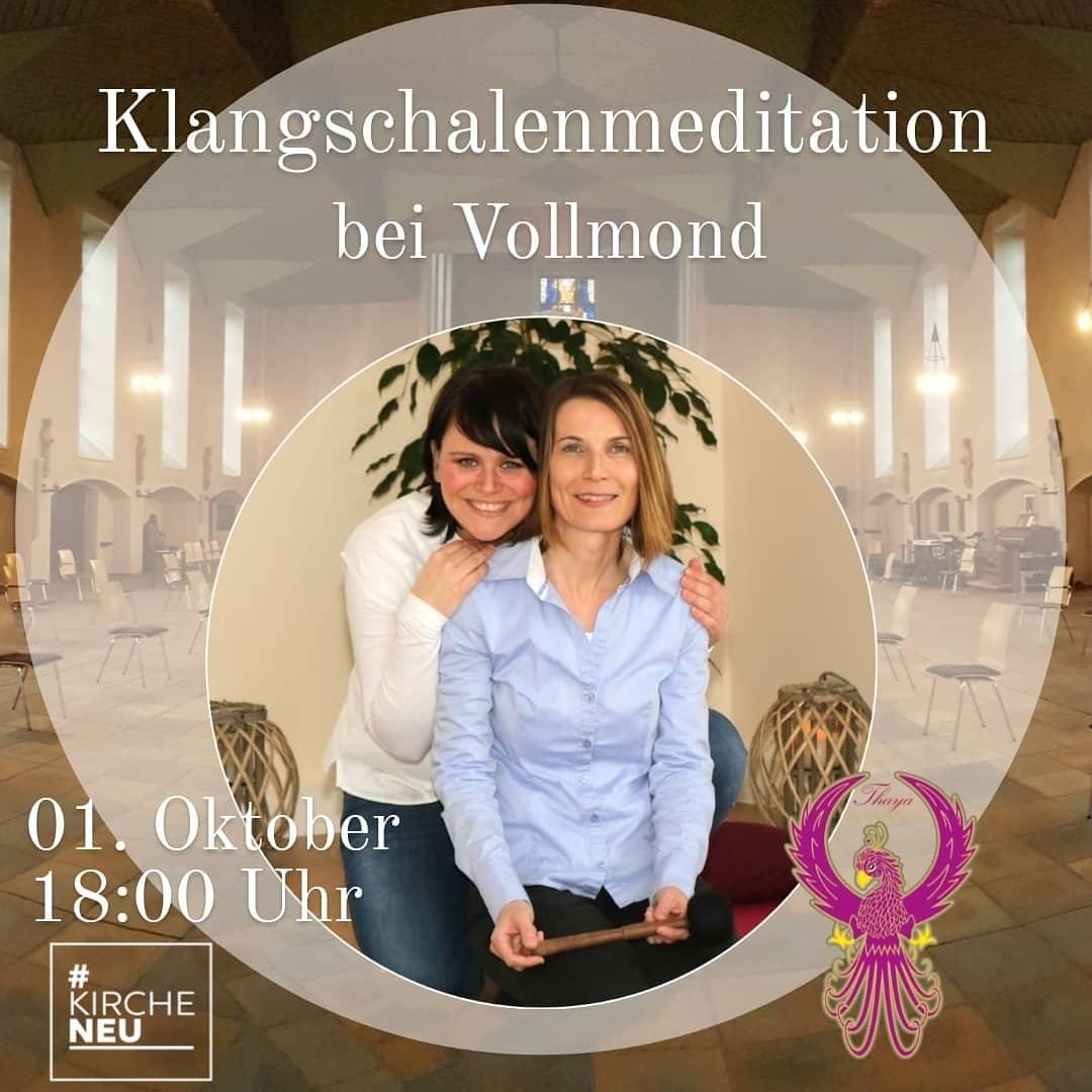 Kirche Neu Thaya Vollmond-Meditation 1 Oktober 2020